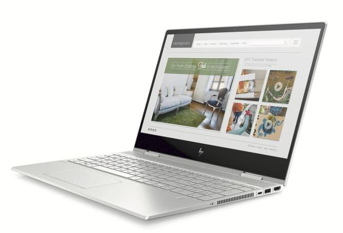 HP 更新 Envy 筆電產品線