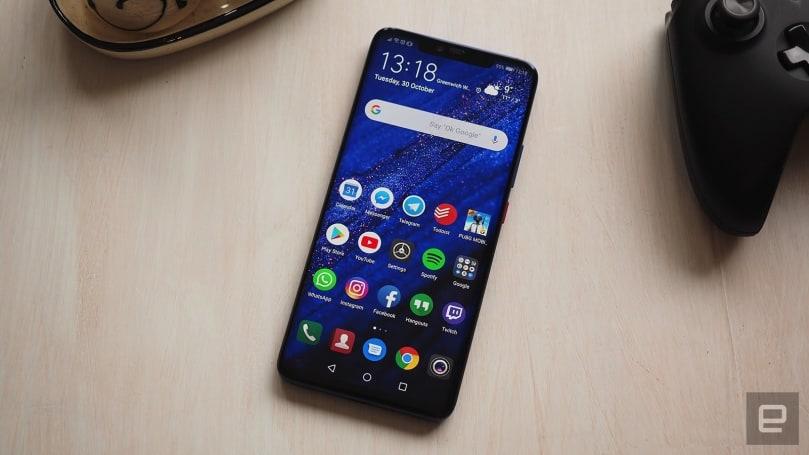 华为已拥有 Android 和 Windows 以外的自制备用 OS