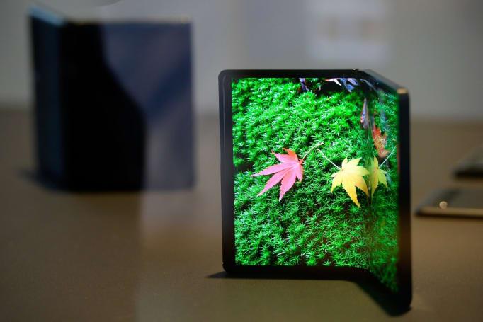 康寧正開發真正能折疊的 Gorilla Glass