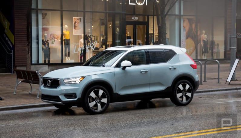 未來 Volvo 會將車輛頂速限制在每小時 180 公里