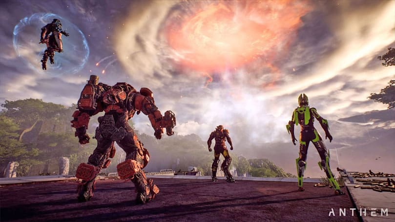 'Anthem' was the top-selling game in the US this February