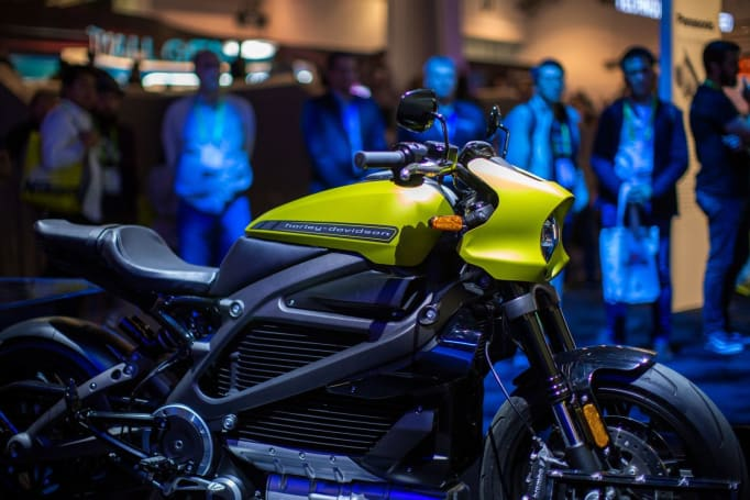 Harley Davidson 的 LiveWire 電動機車可能比預想中跑得更遠