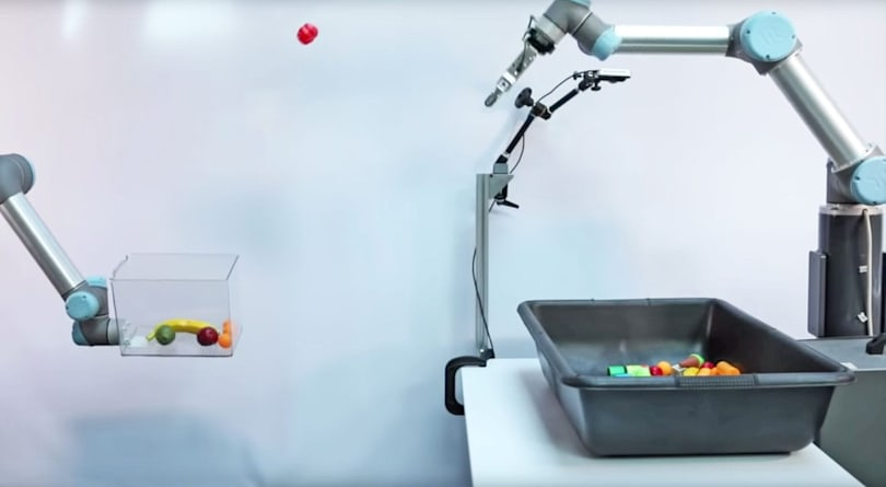 Now Google's robotics lab focuses on machine learning