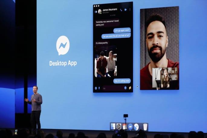Facebook Messenger、Instagram、WhatsApp 用户未来将可以跨平台聊天