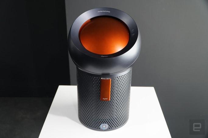 戴森以 2,690 元之价在国内推出 Pure Cool Me 净化风扇