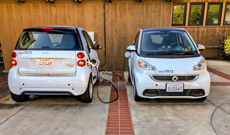 Smart cars are disappearing from North America