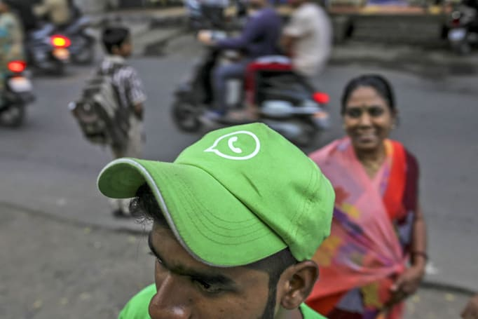 WhatsApp wants your help with a fake news study in India (updated)