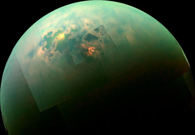 NASA's Cassini data shows Titan's lakes are stranger than we thought
