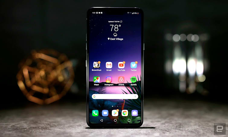 LG G8 ThinQ review: A wasted opportunity