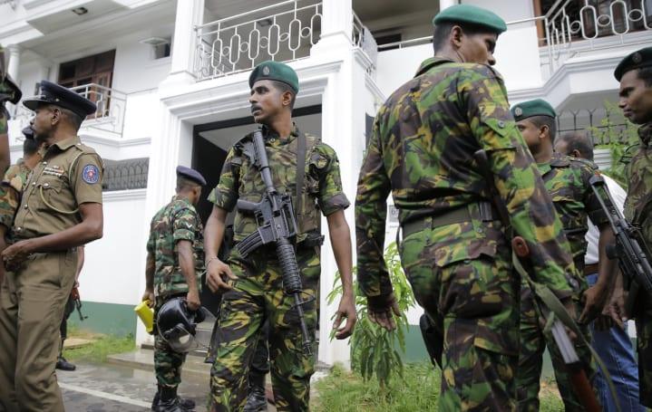 在數起恐怖爆炸襲擊後,斯里蘭卡臨時關停了社交網路服務