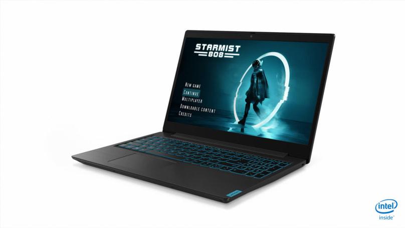 Lenovo 的最新電競筆電換上了 Intel 第九代 Core 處理器