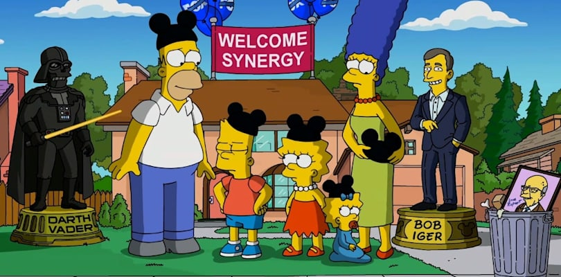 Disney+ adds 'The Simpsons' as a streaming exclusive