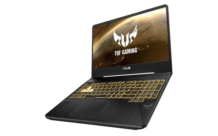 華碩發表搭載 1660 Ti 顯示晶片的新一代 TUF Gaming FX505 / FX705 筆電