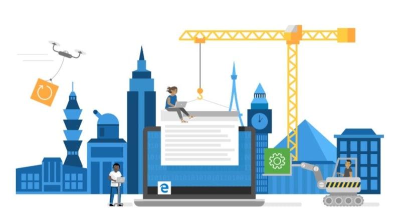 微软:基于 Chromium 的 Edge 浏览器首批测试版已上线