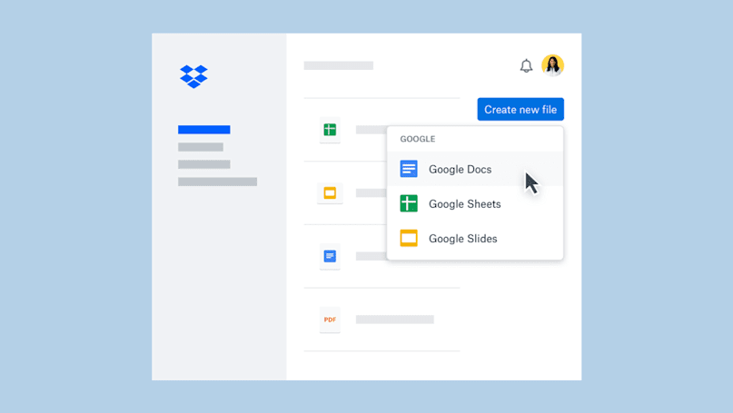 Google Docs can now be edited inside of Dropbox