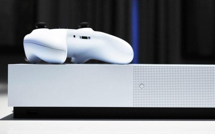 Xbox One S All-Digital 版本下月初於港台開賣