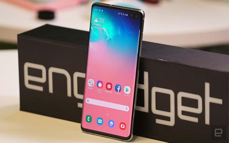 Samsung Galaxy S10+ 評測:滿足你的期待