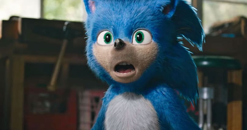 'Sonic the Hedgehog' movie delayed to fix nightmare-inducing design
