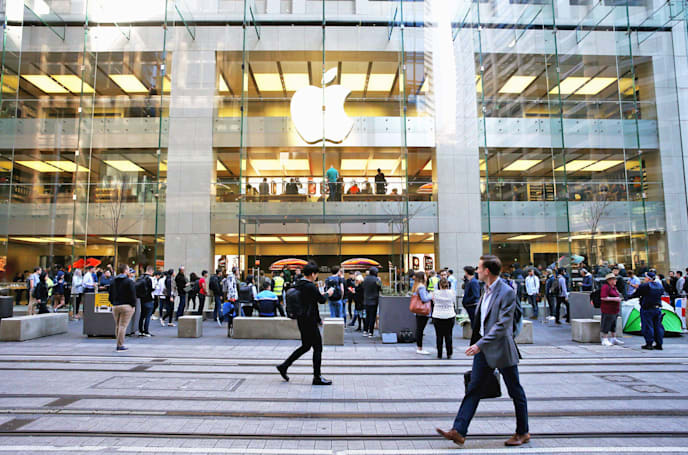 Teen hacked Apple hoping the company would offer him a job