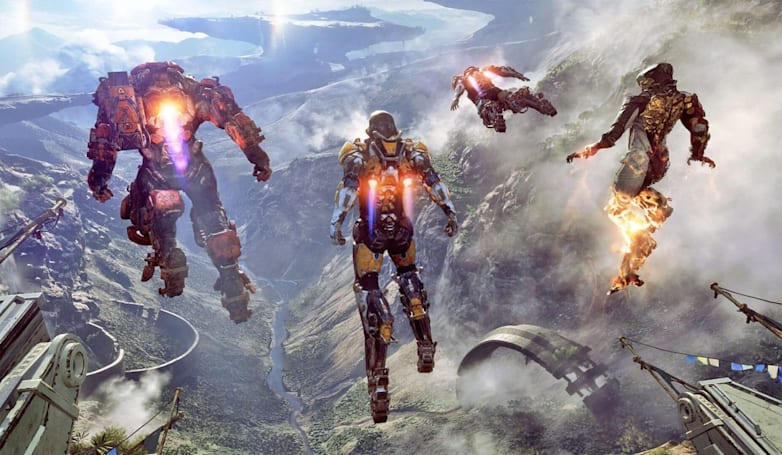 'Anthem' players already underwhelmed by its first Cataclysm event