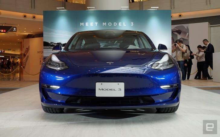国产版特斯拉 Model 3 售价 32.8 万元起