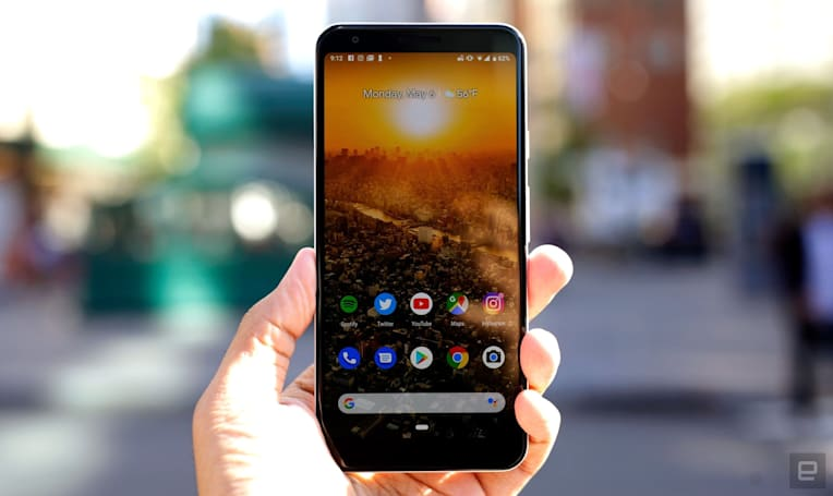 Google Pixel 3a XL 主站評測:一款超越規格的手機