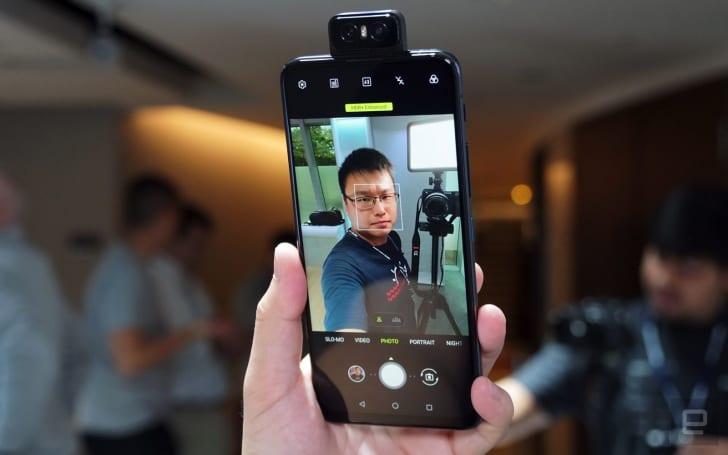 华硕 ZenFone 6 让翻转相机重出江湖