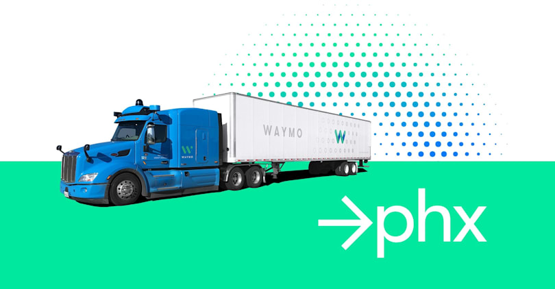 Waymo resumes testing self-driving trucks in Arizona