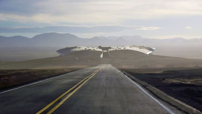 Virgin Galactic is moving its spaceship and crew to Spaceport America
