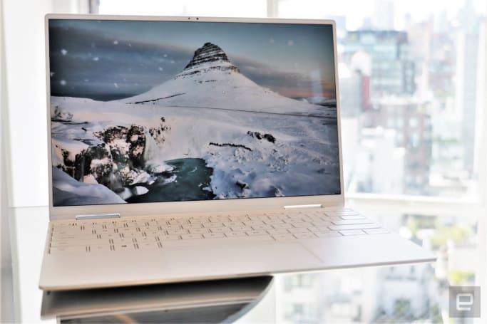 新款 XPS 13 2-in-1 是戴尔目前最漂亮的笔记本之一