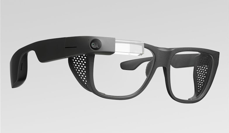 Google's next-gen Glass eyewear lasts longer and runs on Android