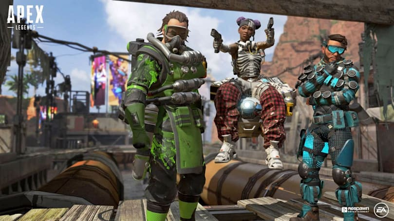 'Apex Legends' bans 770,000 cheats