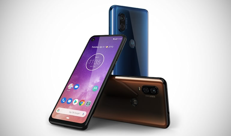 Motorola's One Vision packs a cinematic screen and a clever camera