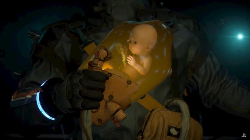 《死亡搁浅》11 月 8 日登陆 PS4,典藏版居然会送婴儿罐模型...
