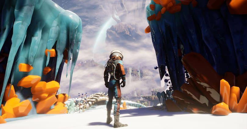 'Journey to the Savage Planet' is surprisingly relaxing