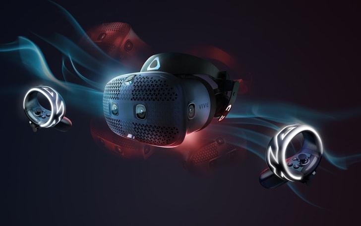 HTC Vive Cosmos 的更多细节被公布