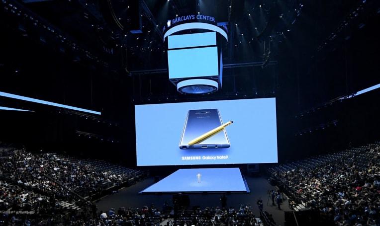 據傳 Samsung Galaxy Note 10 會在 8 月 7 日發表