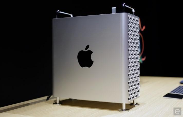 新款 Mac Pro 很可能会在九月上架