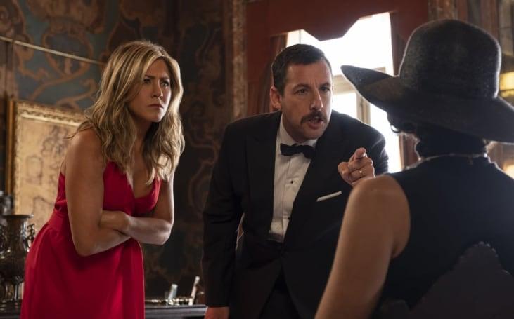 Adam Sandler's 'Murder Mystery' breaks Netflix viewing records