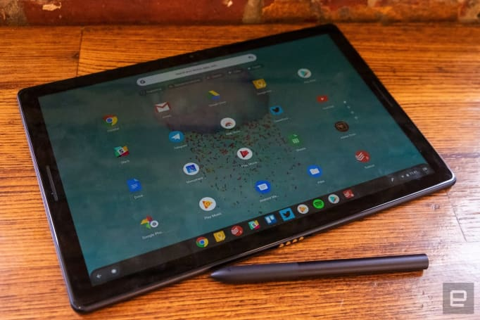 Google has made its last tablet