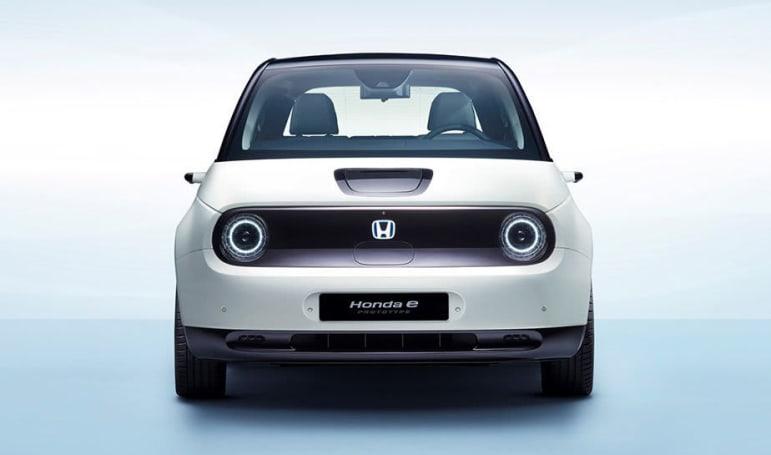 Honda E 更多细节被公布