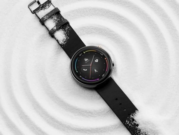 AMAZFIT 智能手表 2 是以陶瓷和 ECG 作为卖点