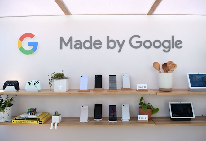 Google 可能为 Pixel 4 加入追踪手势功能