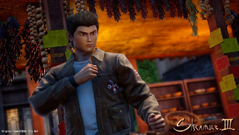 'Shenmue 3' will be an Epic Games Store exclusive on PC
