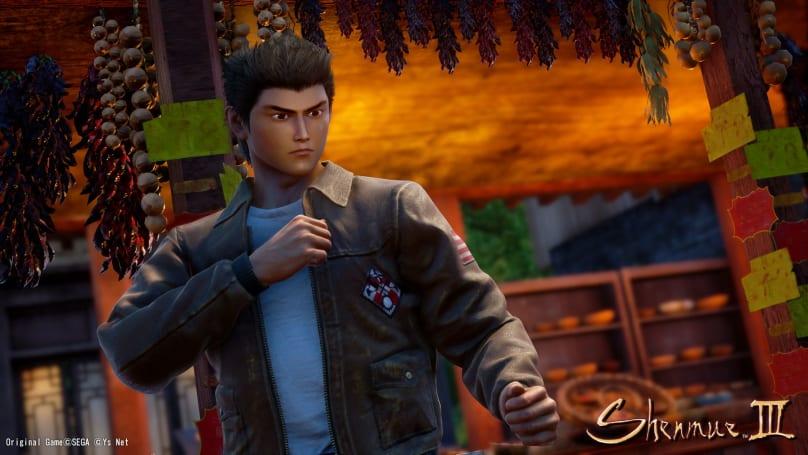 《莎木 3》在 PC 上將會是 Epic Games Store 獨佔