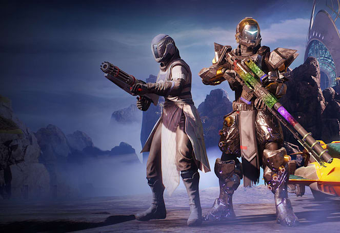 'Destiny 2' is now free-to-play, including its year-one expansion
