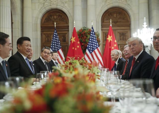 关税变化可能正迫使科技公司将生产撤离中国大陆