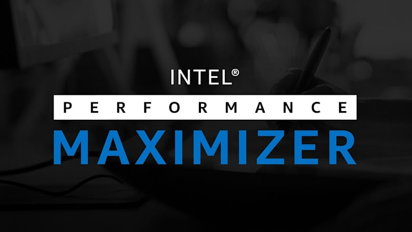 Intel 推出官方一鍵超頻工具「Intel Performance Maximizer」
