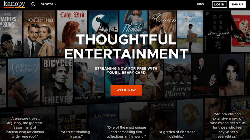 New Yorkers are losing the Public Library's free movie streaming (updated)