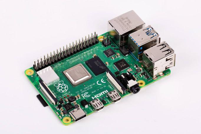 最新款的 Raspberry Pi 迷你电脑可以输出 4K 影像了